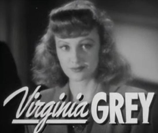 virginia grey grave