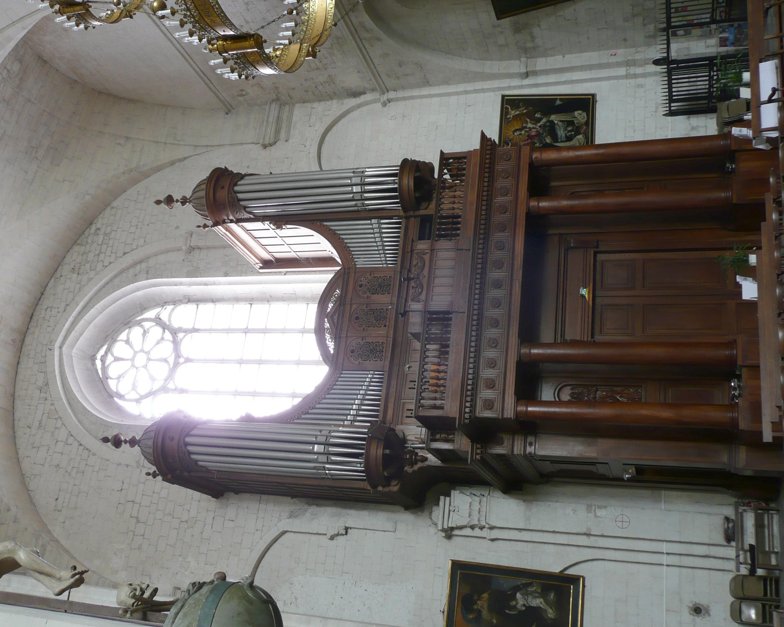file viviers cath drale int rieur74 orgue. Black Bedroom Furniture Sets. Home Design Ideas