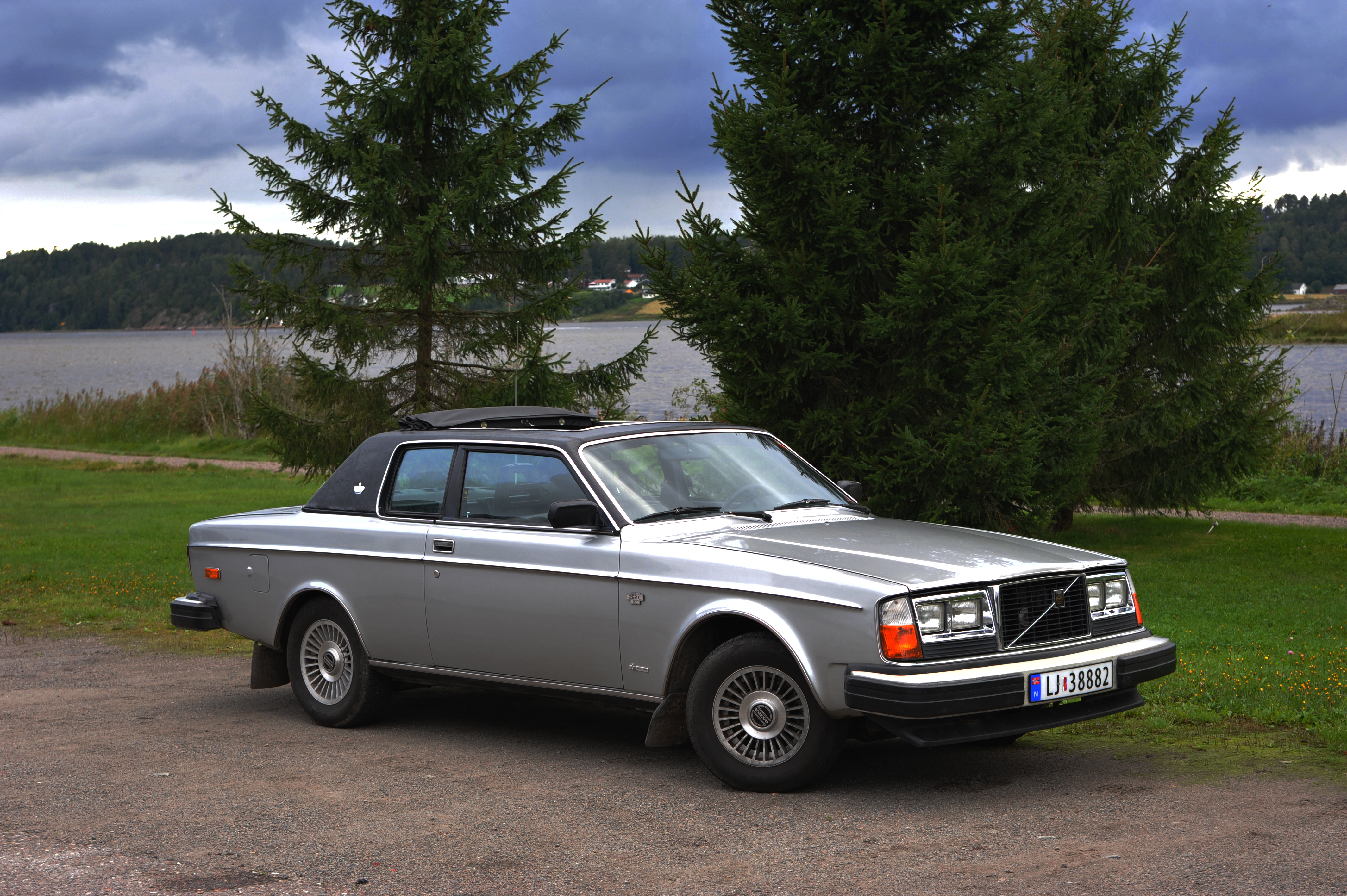 file volvo 262 coupe wikimedia commons. Black Bedroom Furniture Sets. Home Design Ideas