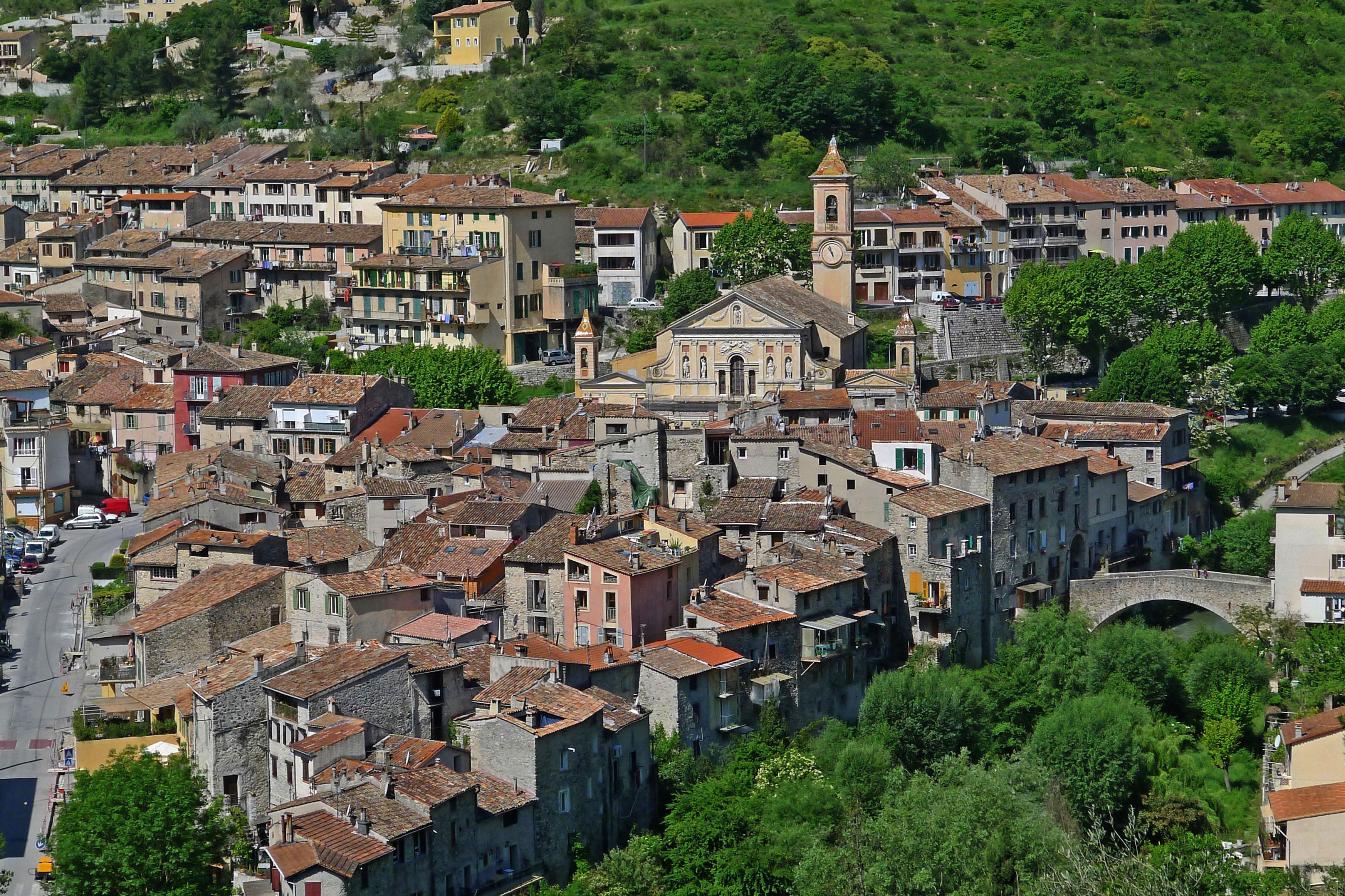 L'Escarène Village