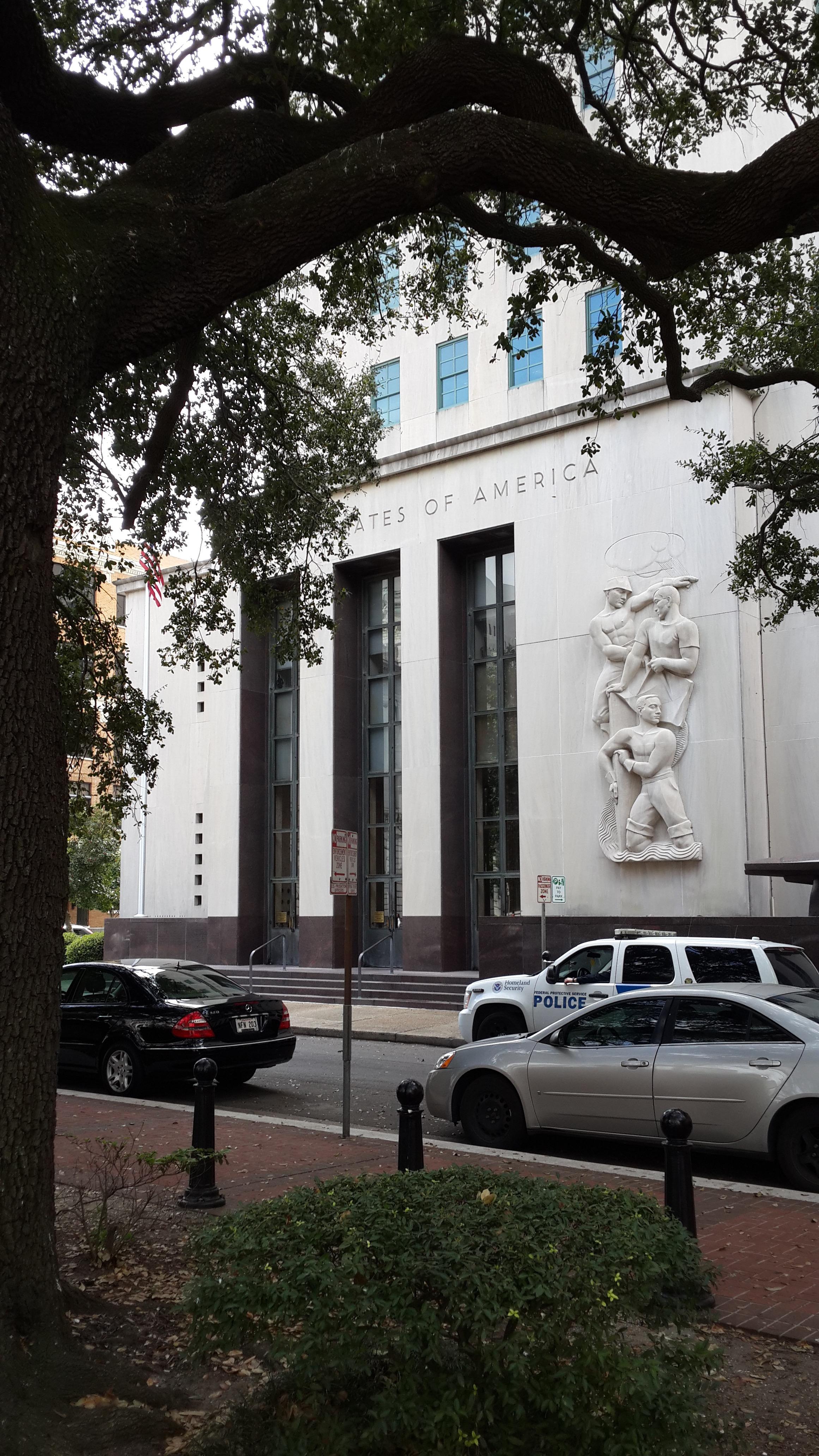 "File:WPA era ""New"" Post Office Building-Lafayette Square-New Orleans.jpg"