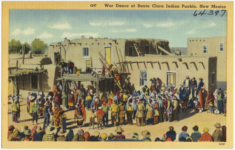 Santa Fe Indian Market Fashion Show