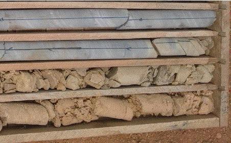 Weathered limestone cores.jpg