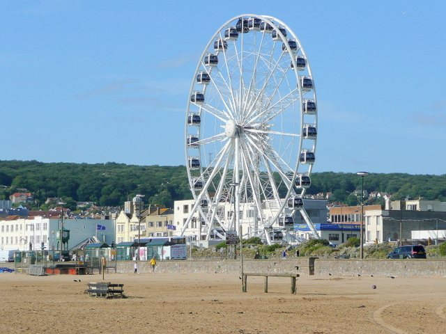 File:Weston's Big Wheel - geograph.org.uk - 1408638.jpg