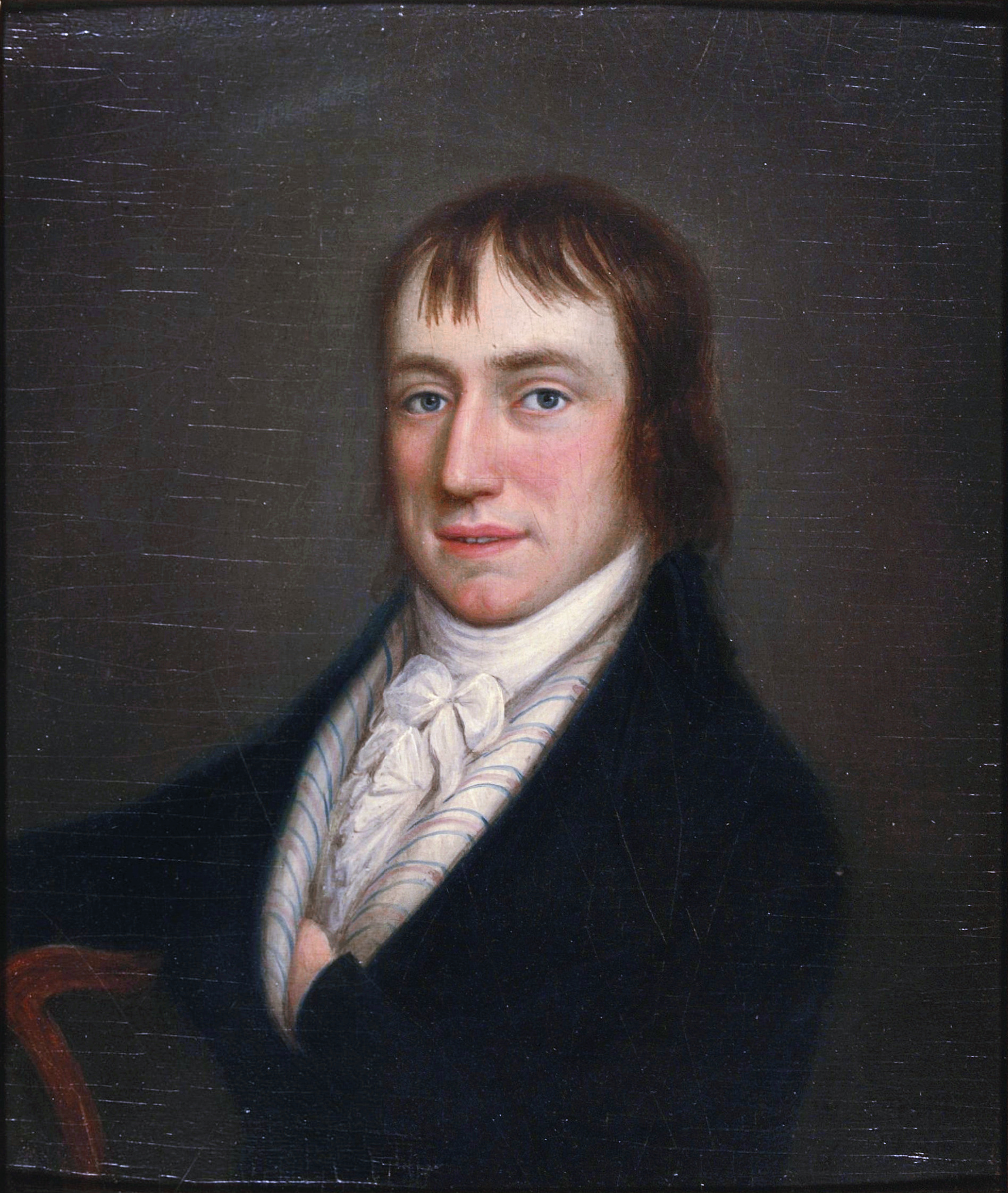 English: Portrait of William Wordsworth by Wil...