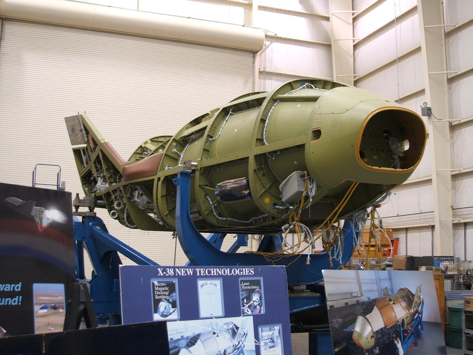 lifting body spacecraft - photo #46