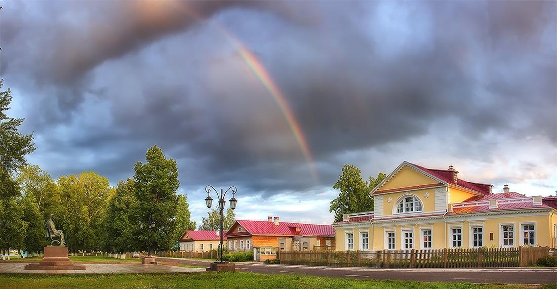 Музей-усадьба П. И. Чайковского — Википедия