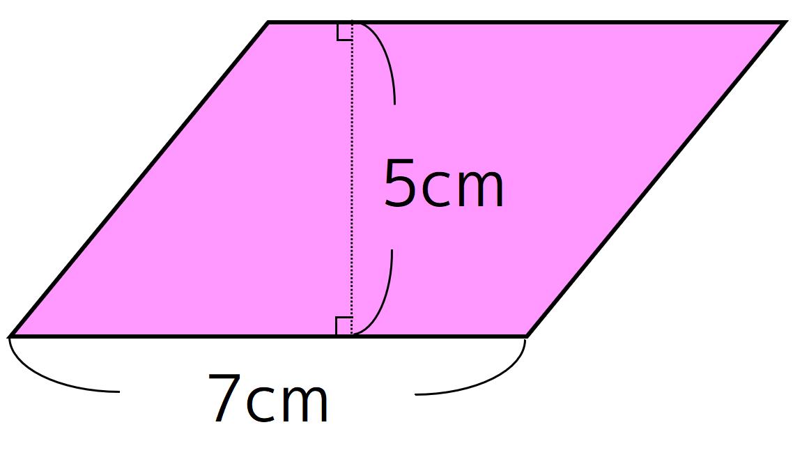 四辺 形 公式 平行 平行四辺形の面積の公式はイメージでとらえること