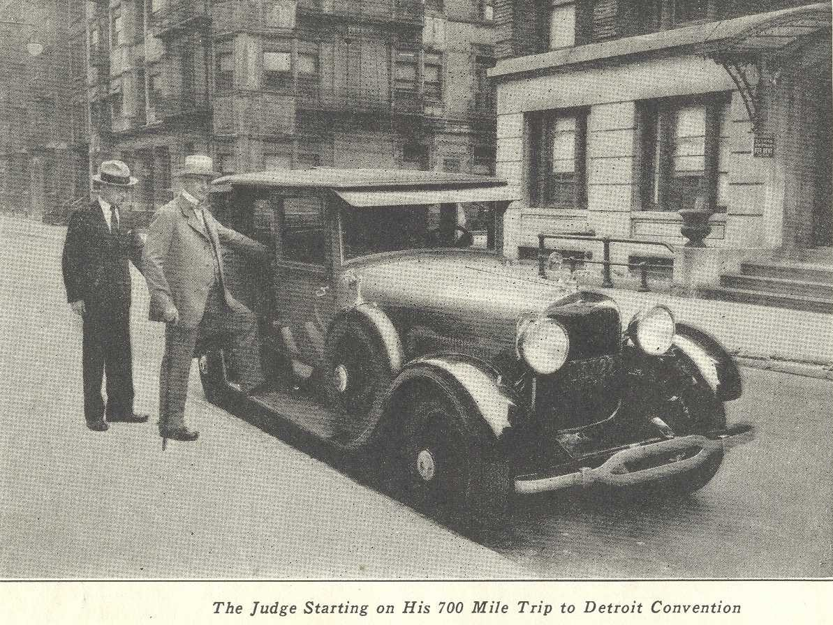File 1928 Judge Rutherford Cadillac Jpg Wikimedia Commons