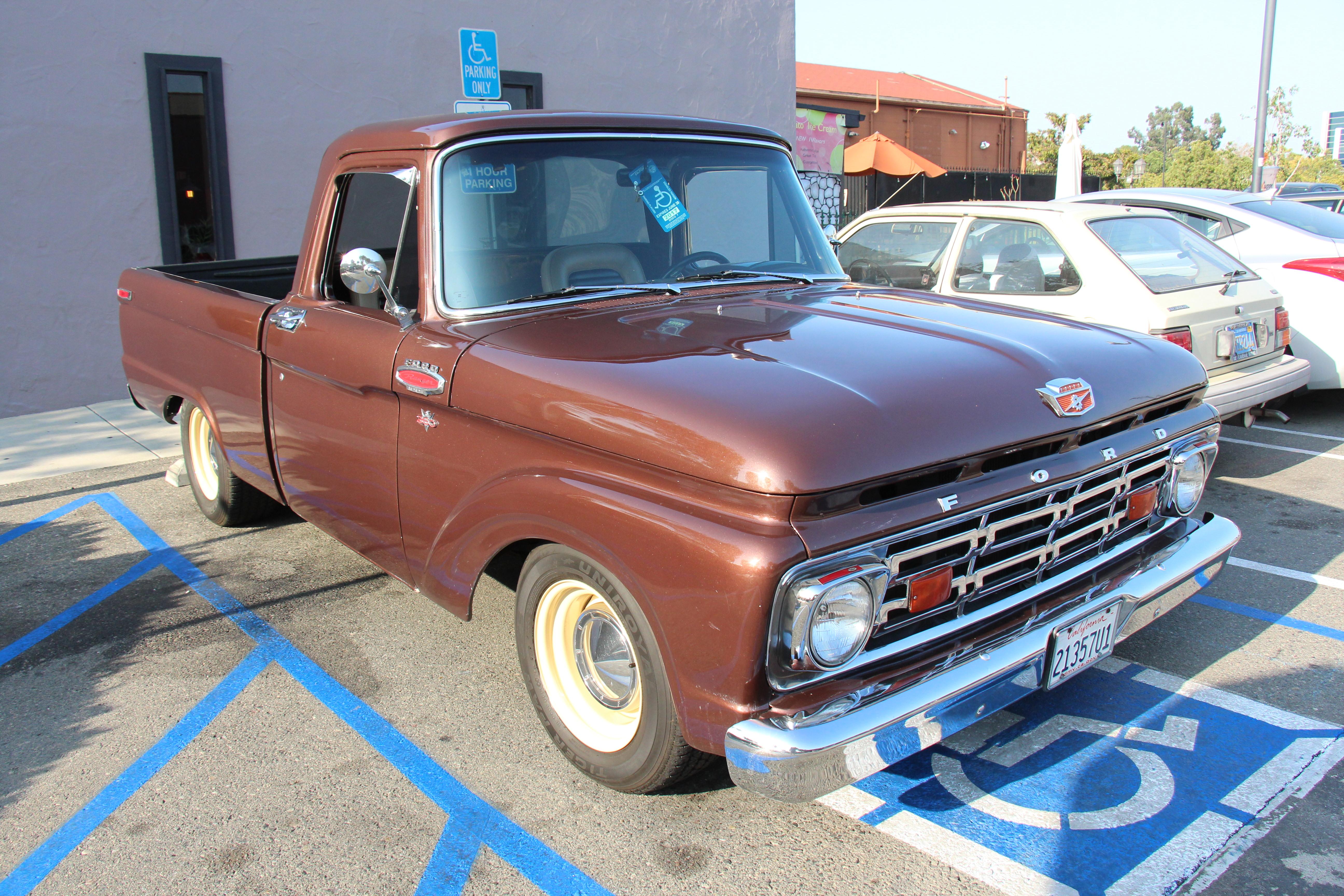 File1964 Ford F100 Styleside Pickup 21026935186 Wikimedia 1964 Truck