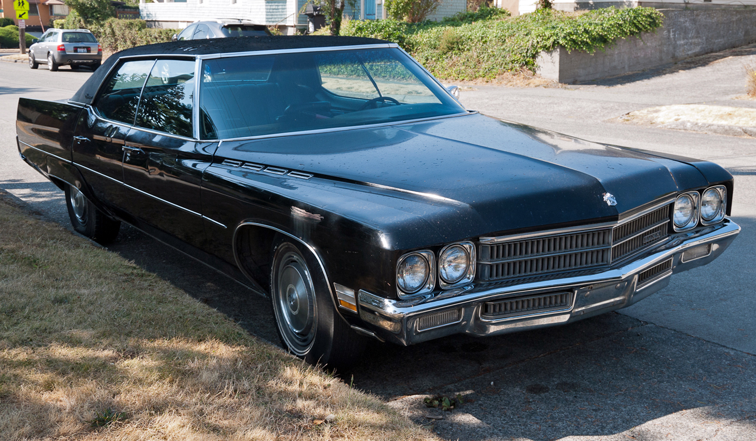 File:1971 Buick Electra 225, Seattle (front).jpg ...