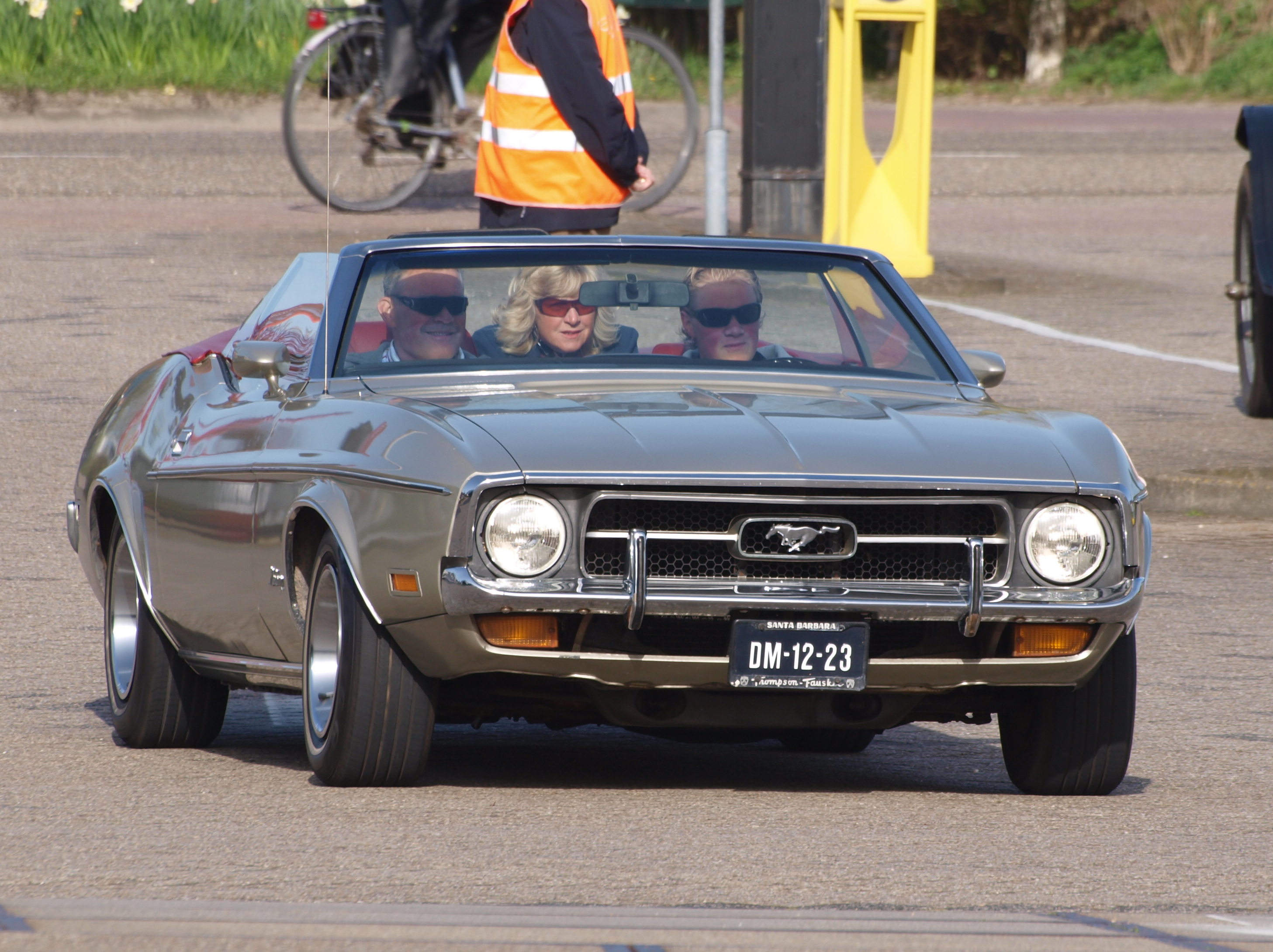 File 1971 Ford Mustang Convertible Pic1 Jpg Wikimedia Commons