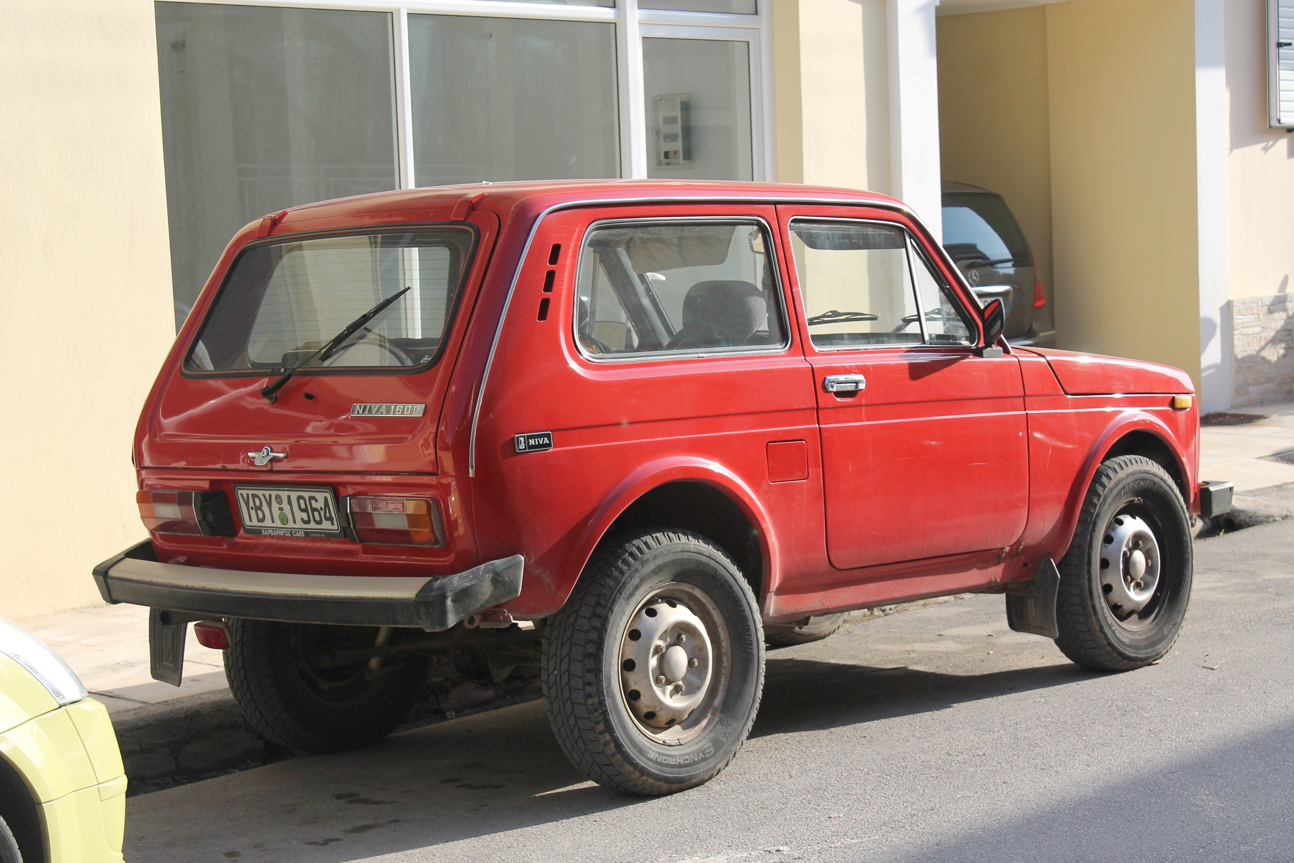 File 1980s Lada Niva 1600 10297007384 Jpg Wikimedia Commons