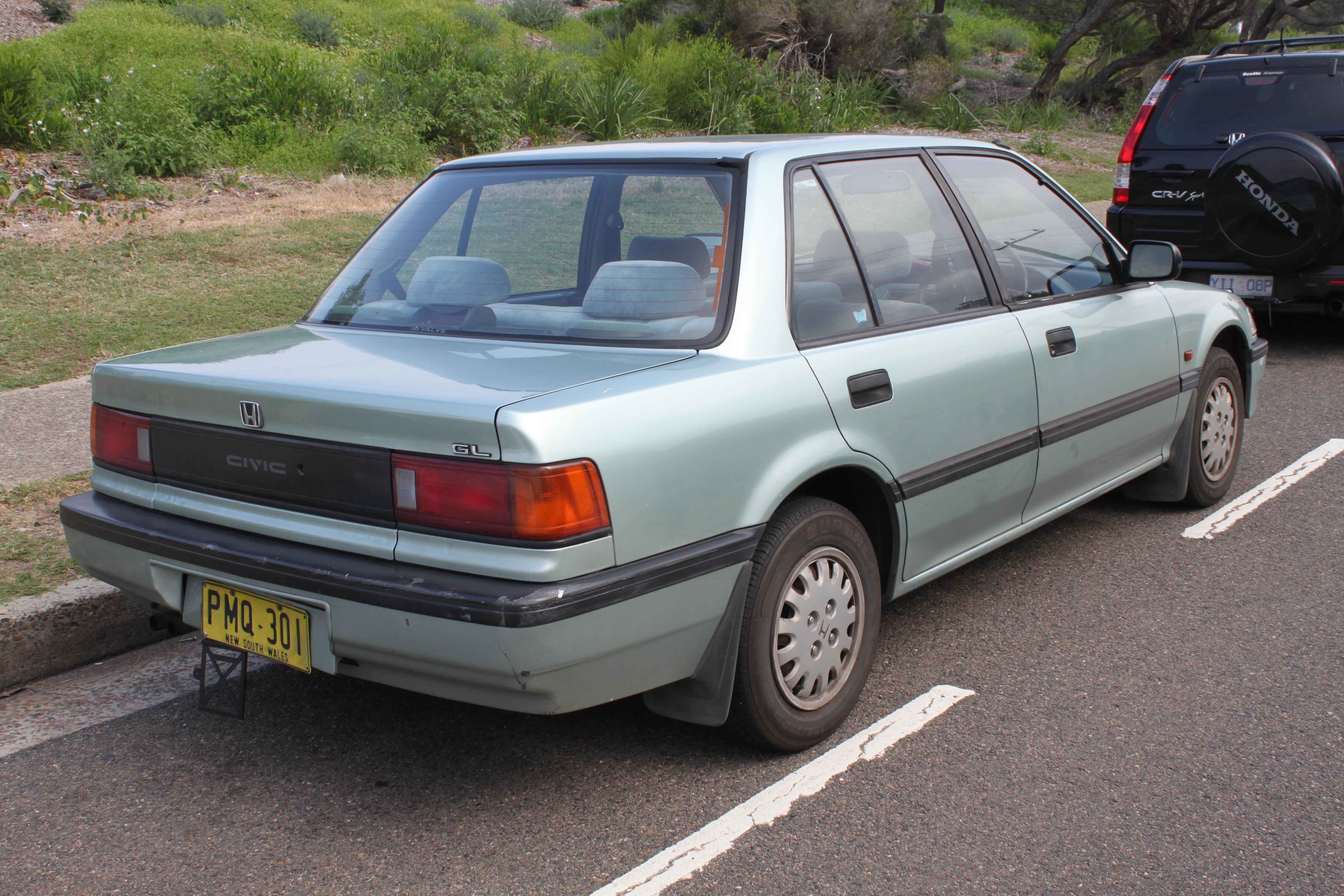 Kelebihan Honda Civic 89 Murah Berkualitas