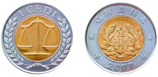 20 franc coin