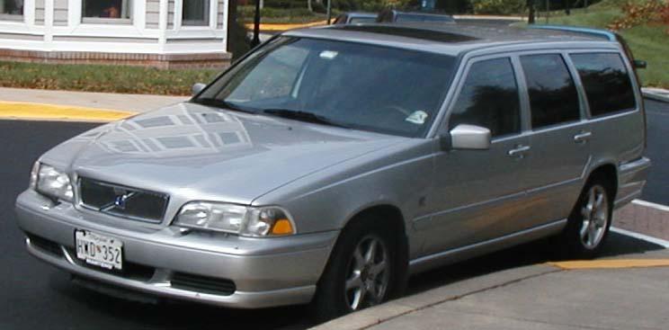 1998 V70 XC turbo Cross Country AWD Wagon