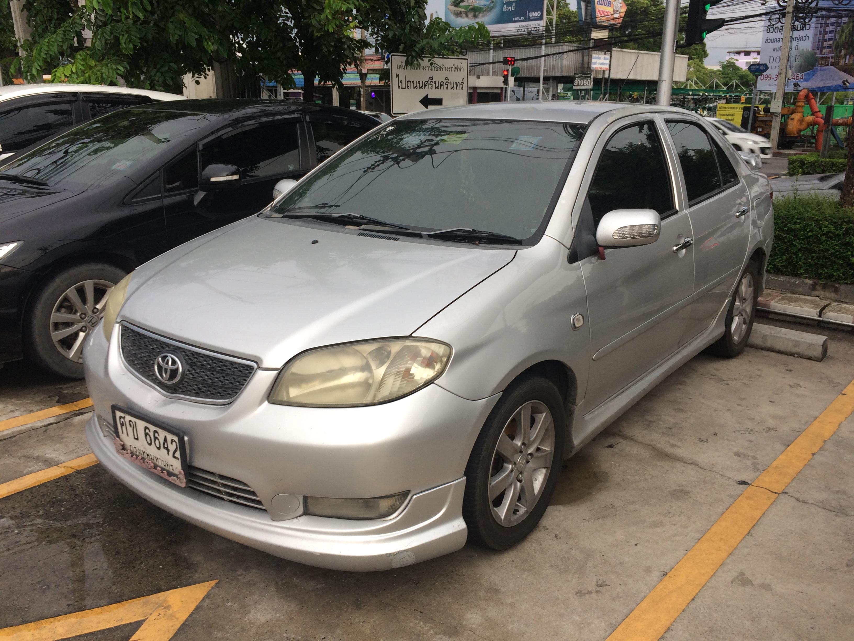 Kekurangan Toyota Vios 2004 Tangguh