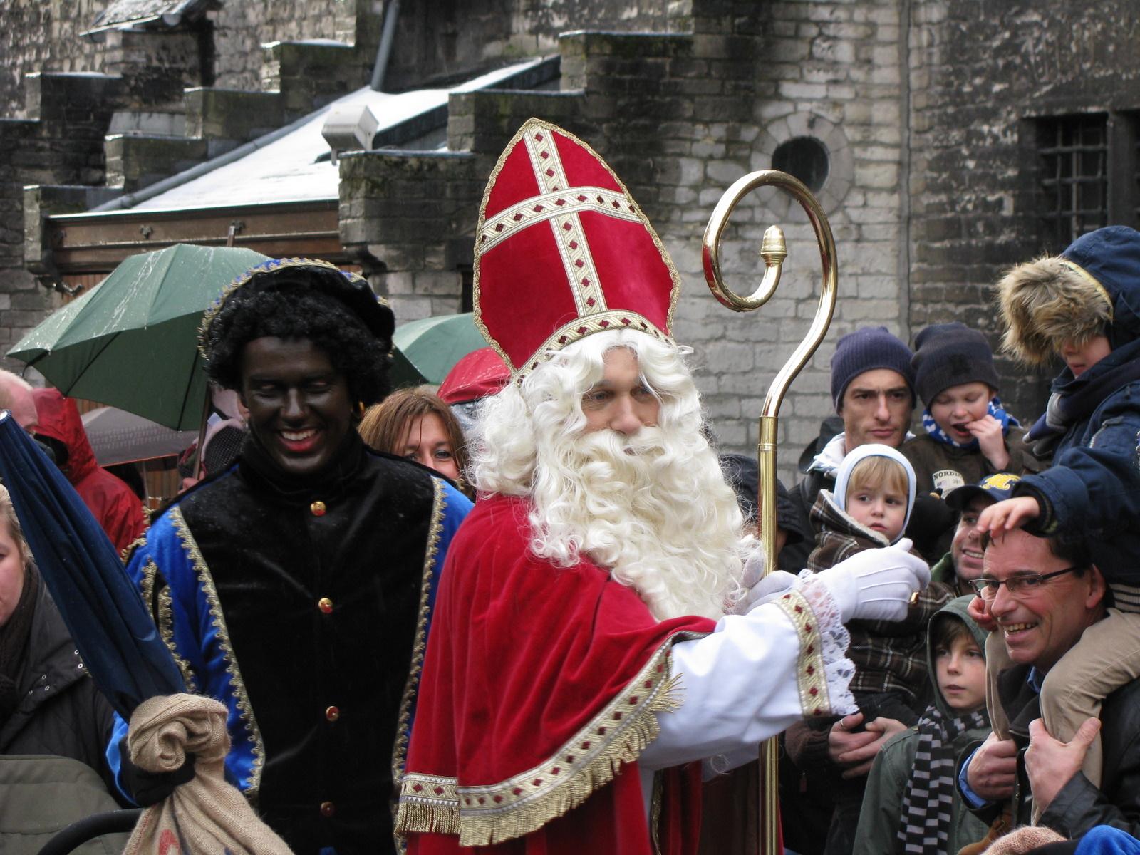Sinterklaasfeest Wikipedia
