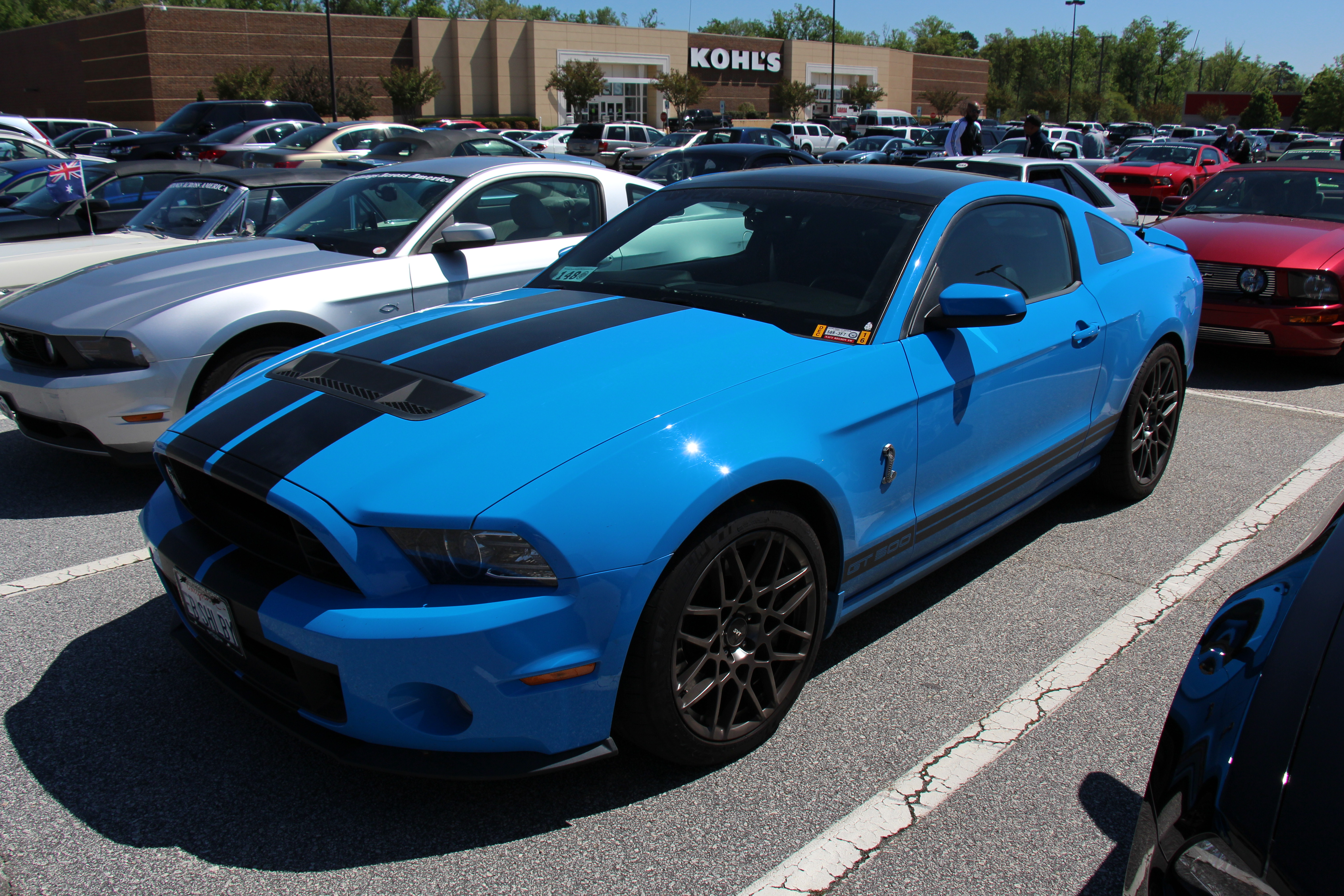2010 ford mustang shelby gt500 hd pictures