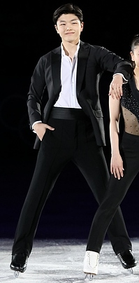 2018 Winter Olympics - Gala Exhibition - Photo 041 (cropped) - Alex Shibutani.jpg