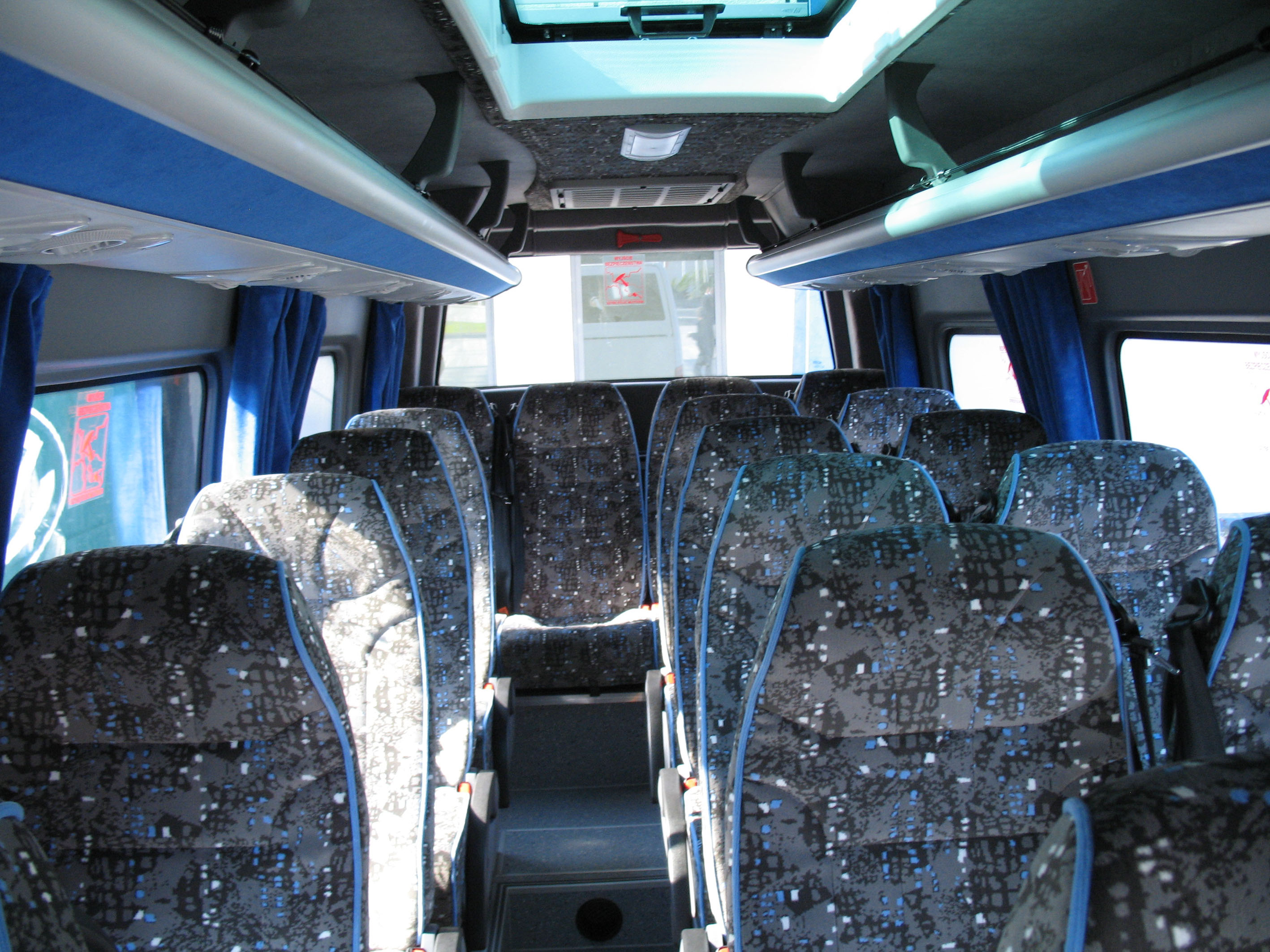 File:AMZ MB Sprinter Interior   Rear
