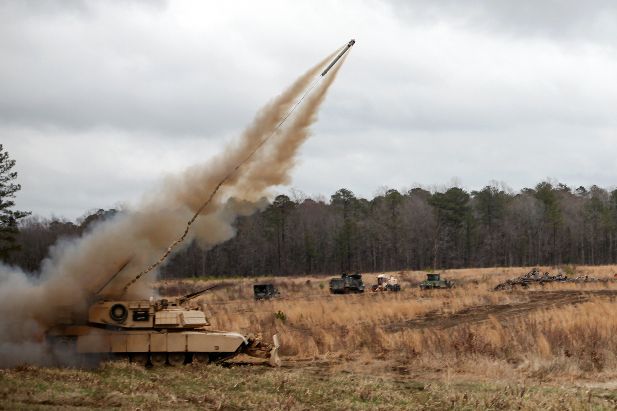 A_Marine_Corps_M1A1_Abrams_with_2nd_Tank