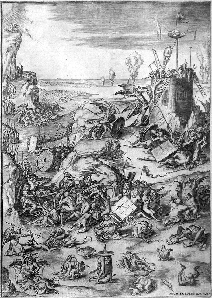 Hieronymus Bosch Jüngstes Gericht