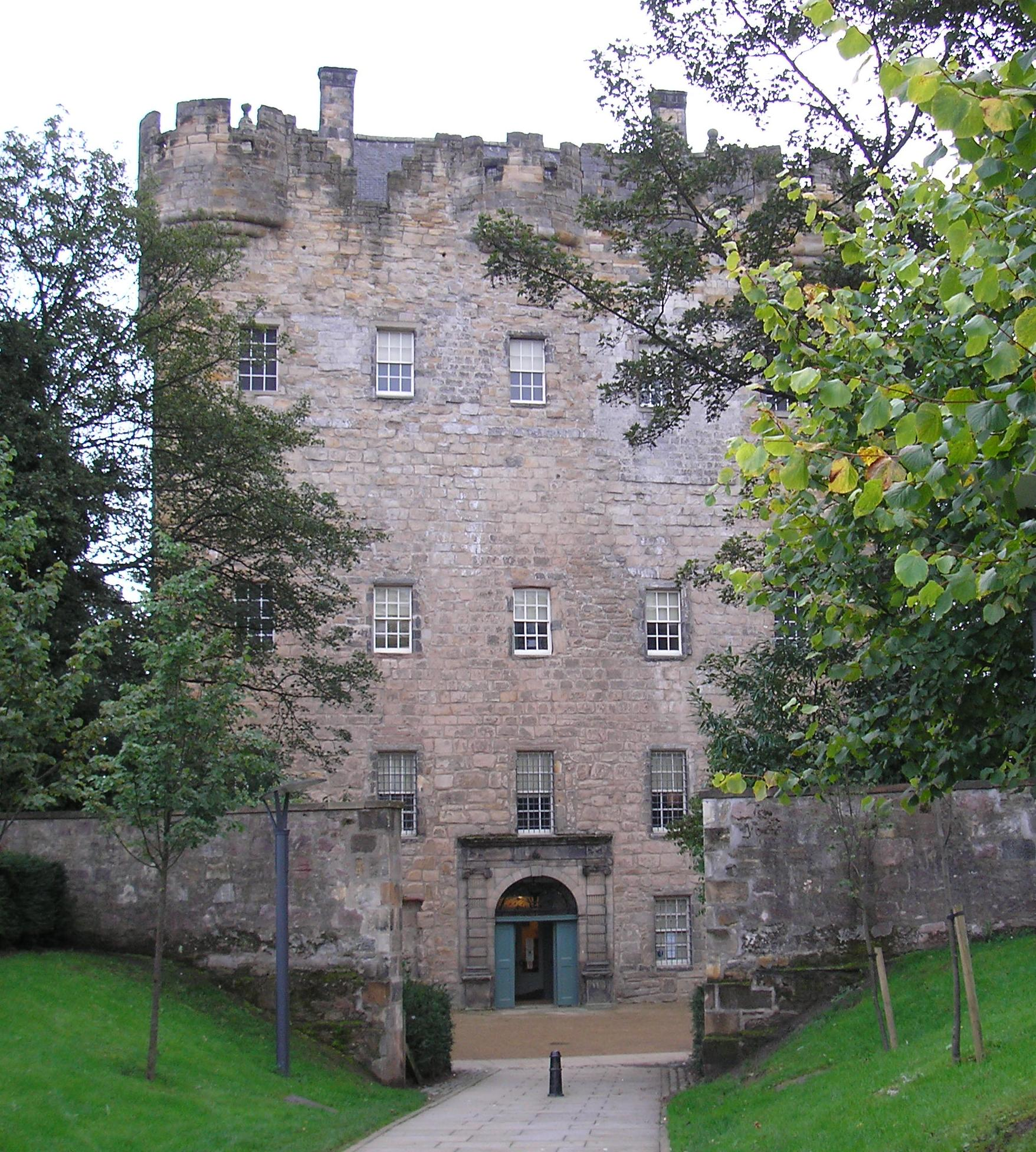 National Trust Properties Central Scotland