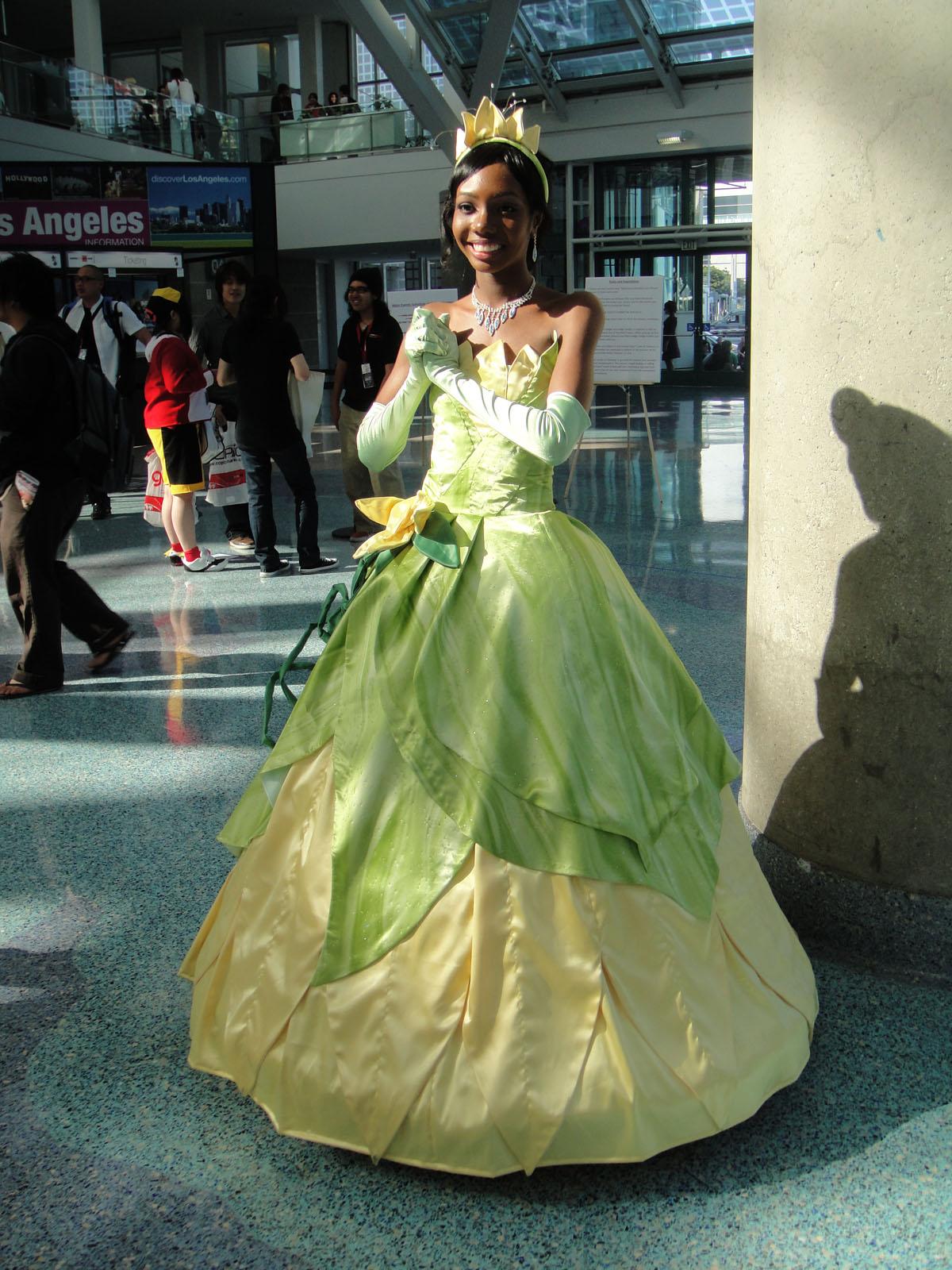File Anime Expo 2010 La Disney S Princess And The Frog As The Princess And