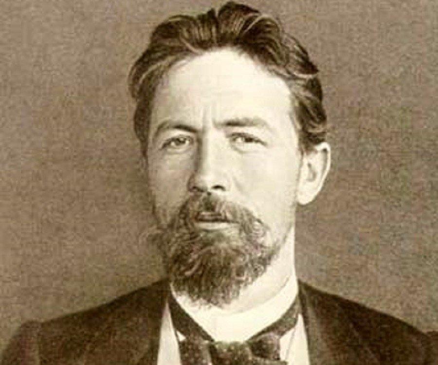 Poet Anton Chekhov