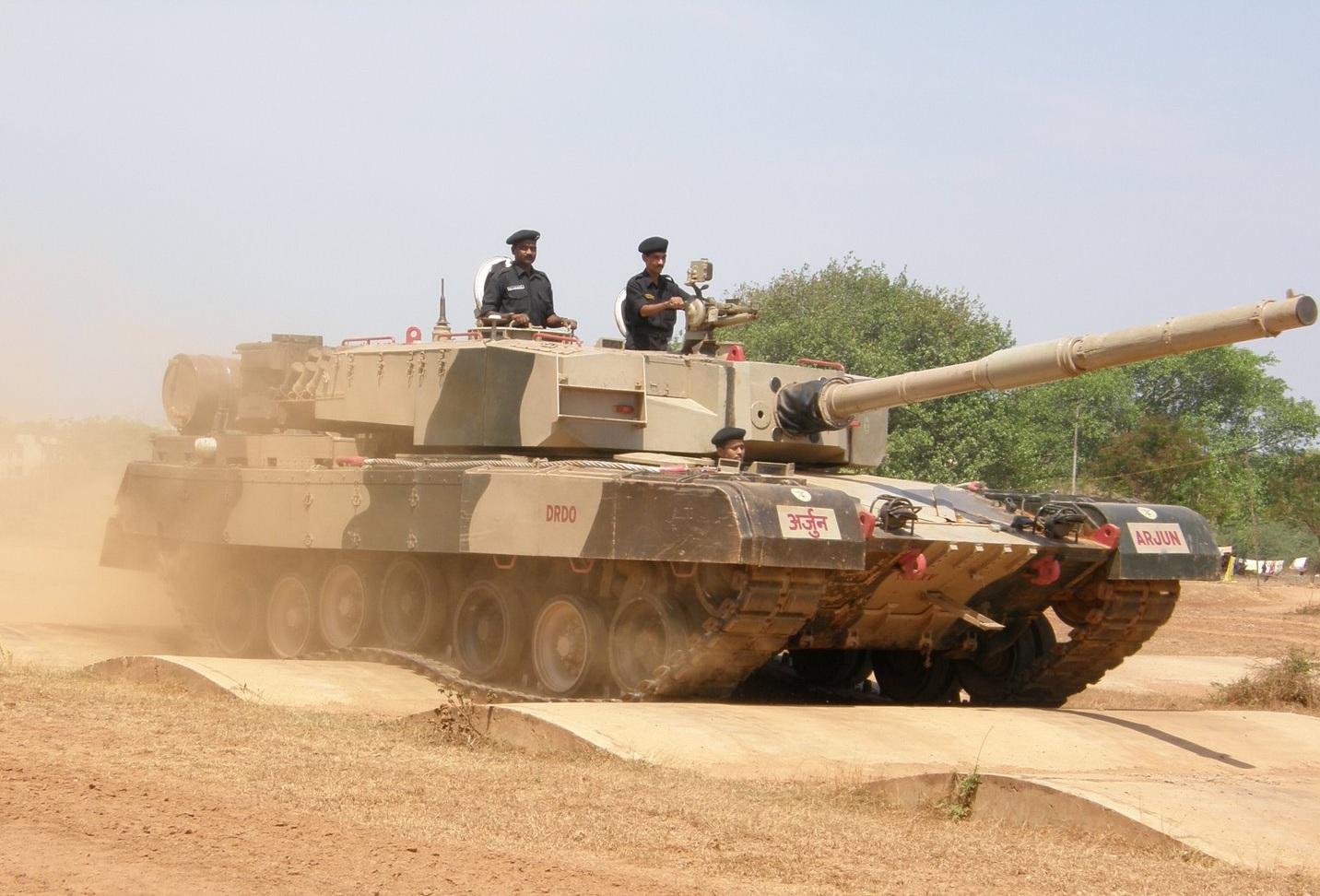 7d097cb1e293cd Arjun (tank) - Wikipedia