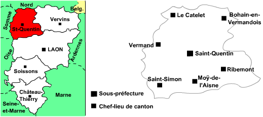 Arrondissement de Saint-Quentin