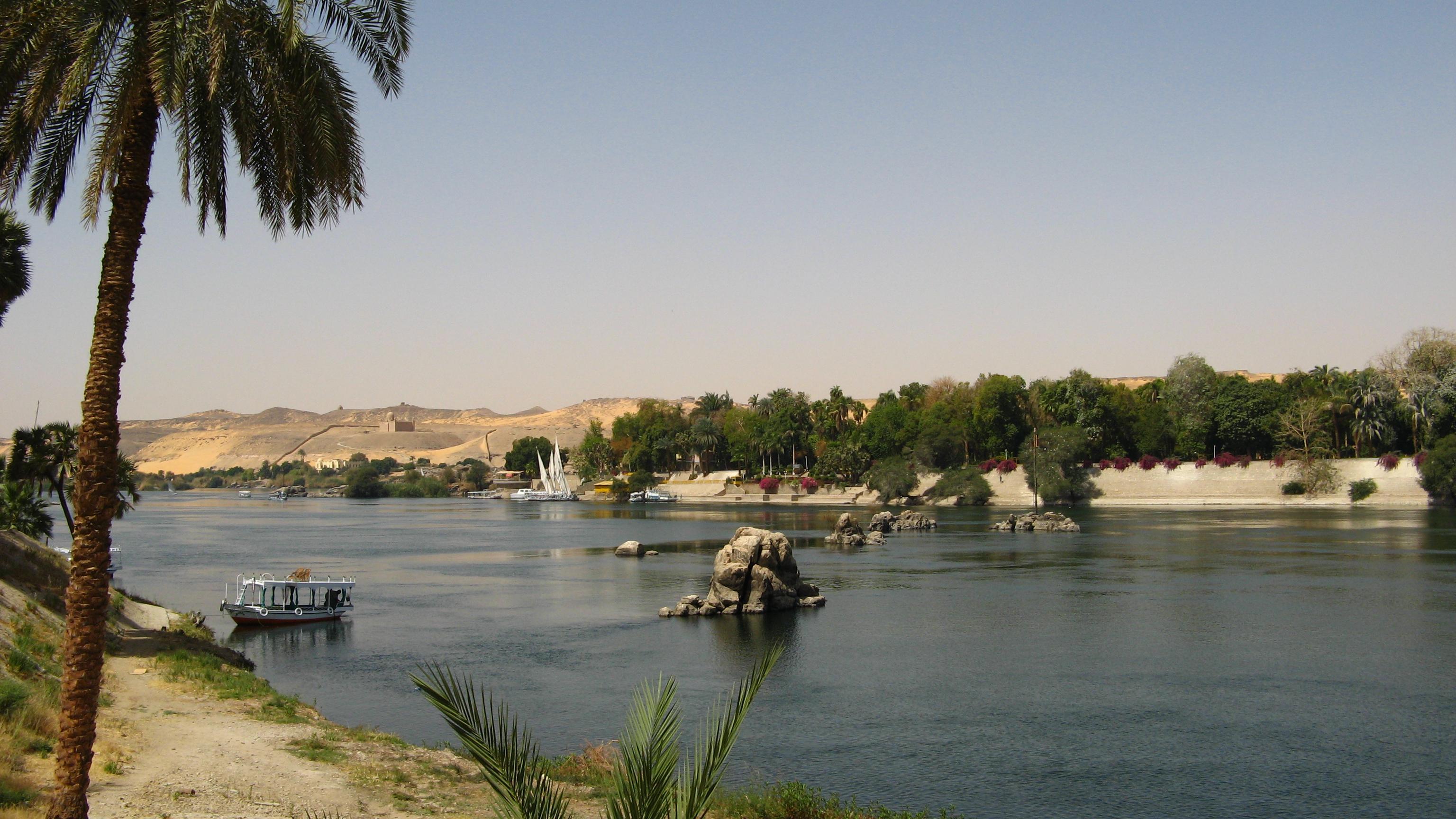 Kitchener Island Nile