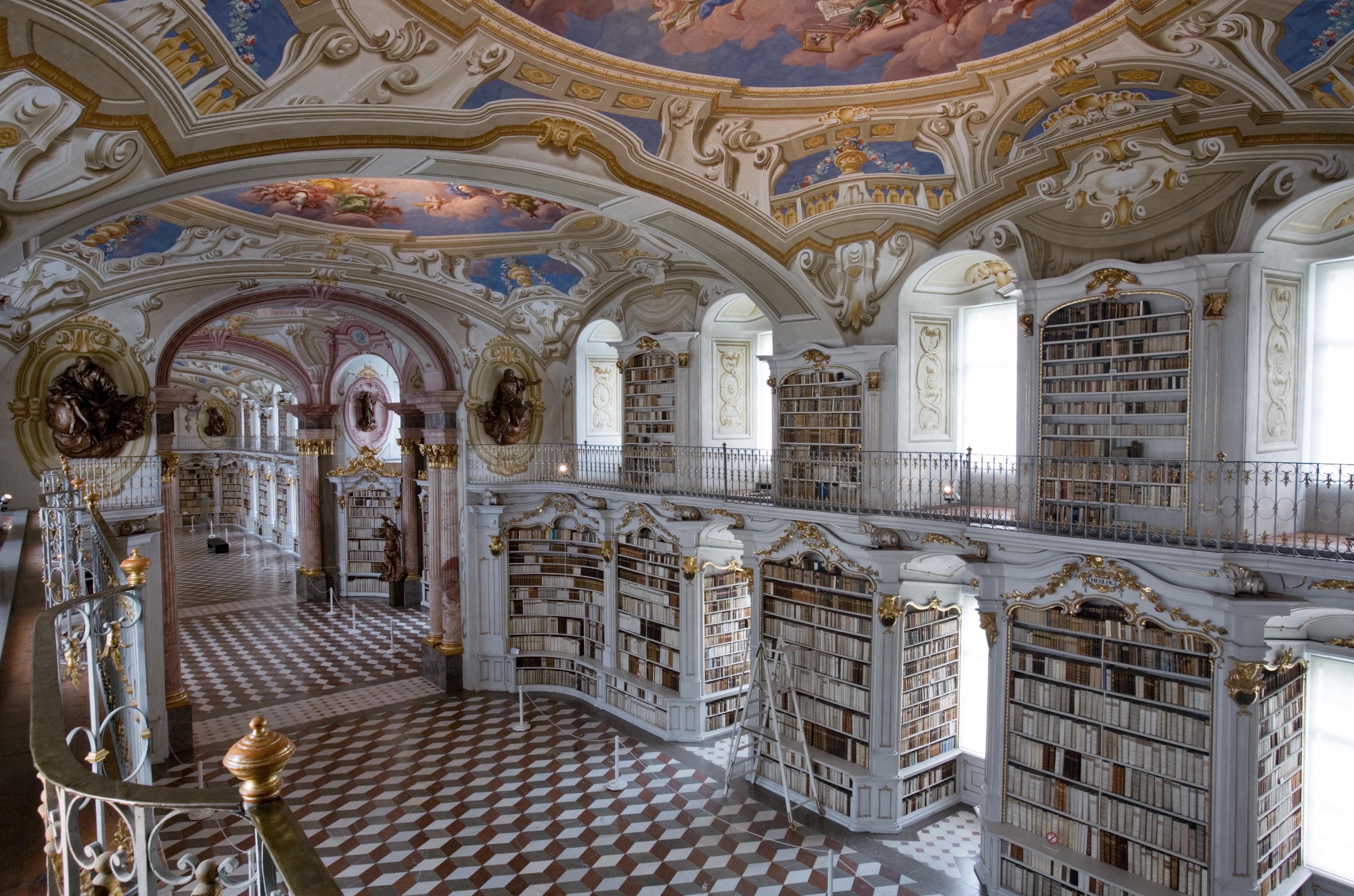 Amazing Luxury Libraries | TOP 5