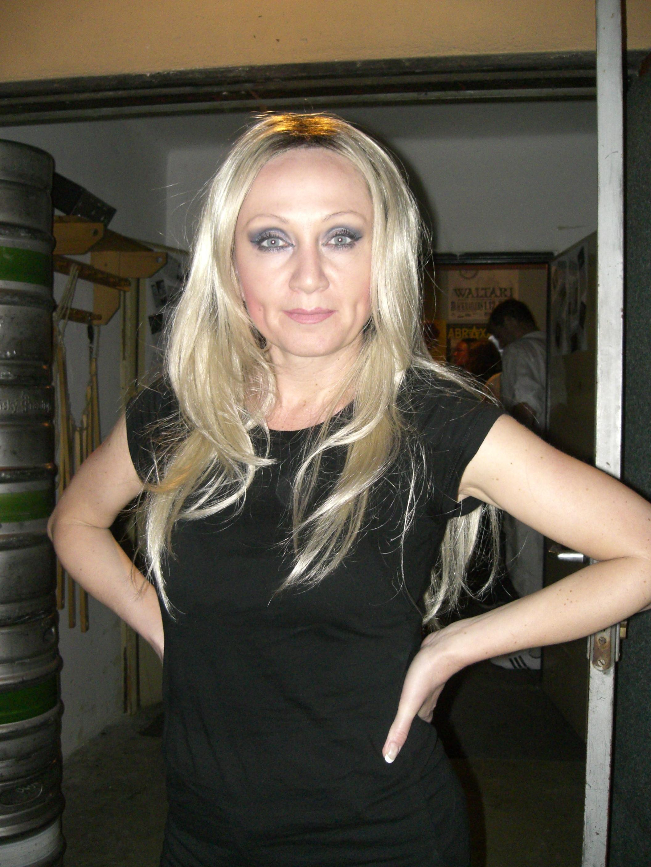 Basiková in 2007.
