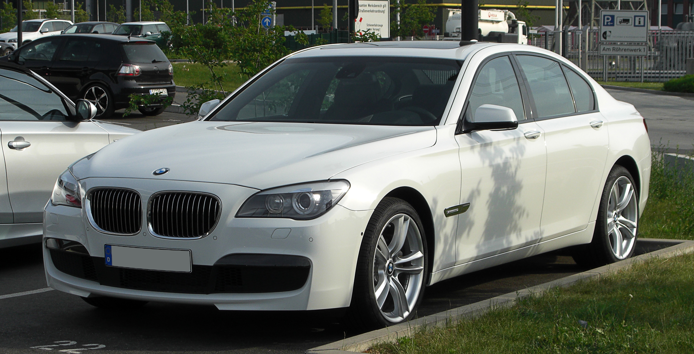 Bmw 7 Series F01 Wikipedia