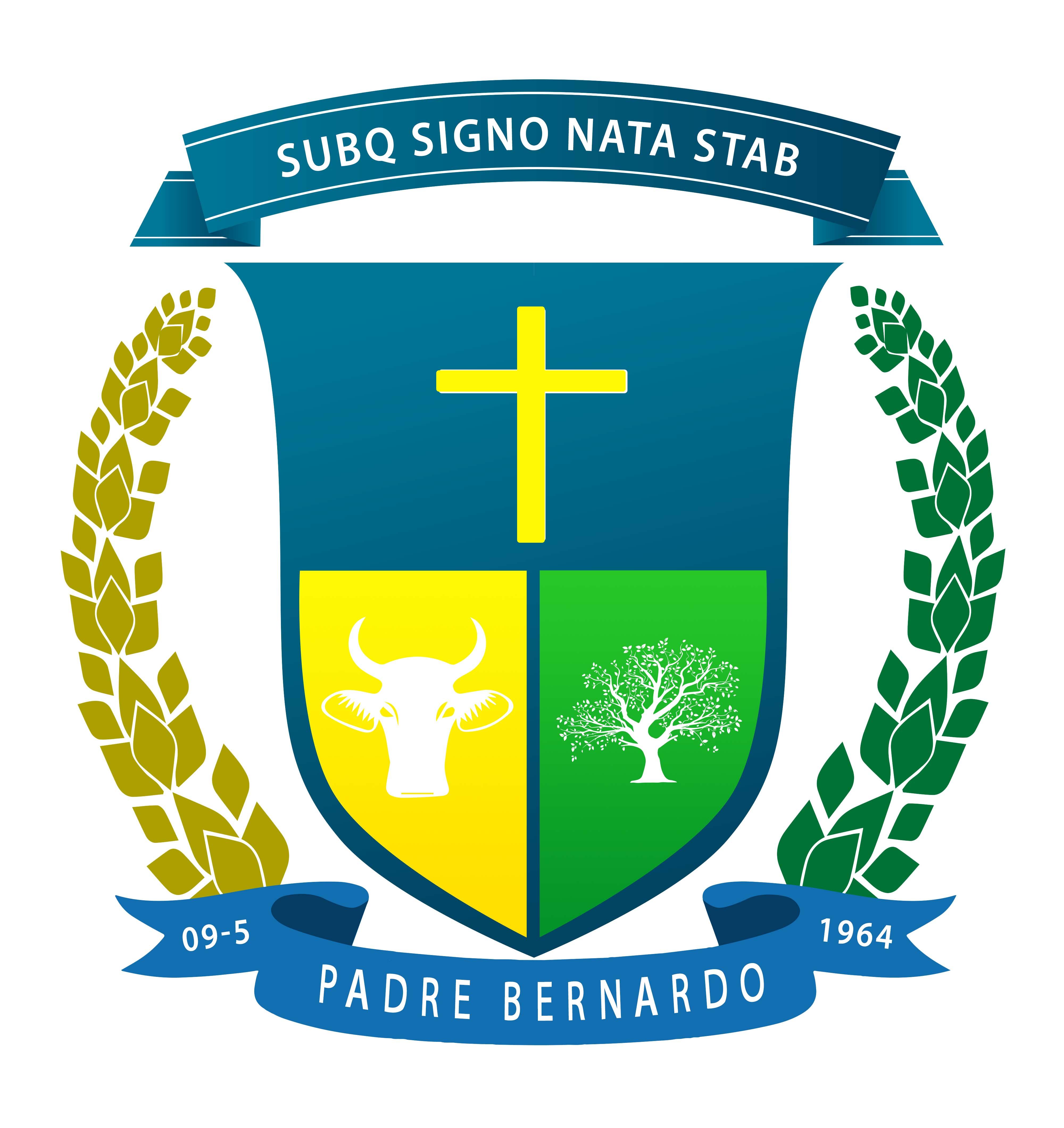 Brasão de Padre Bernardo - GO