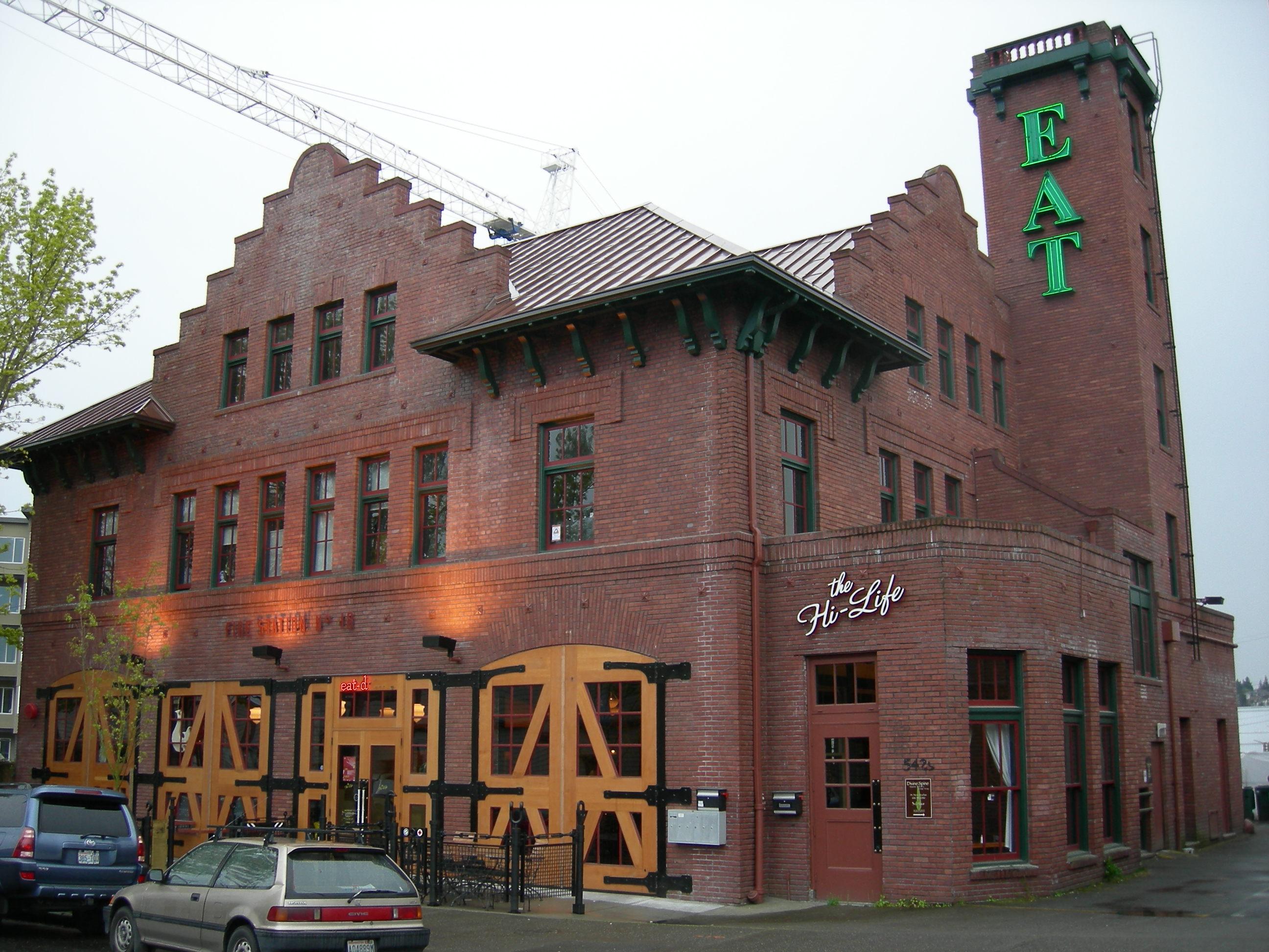 Fire City Restaurant