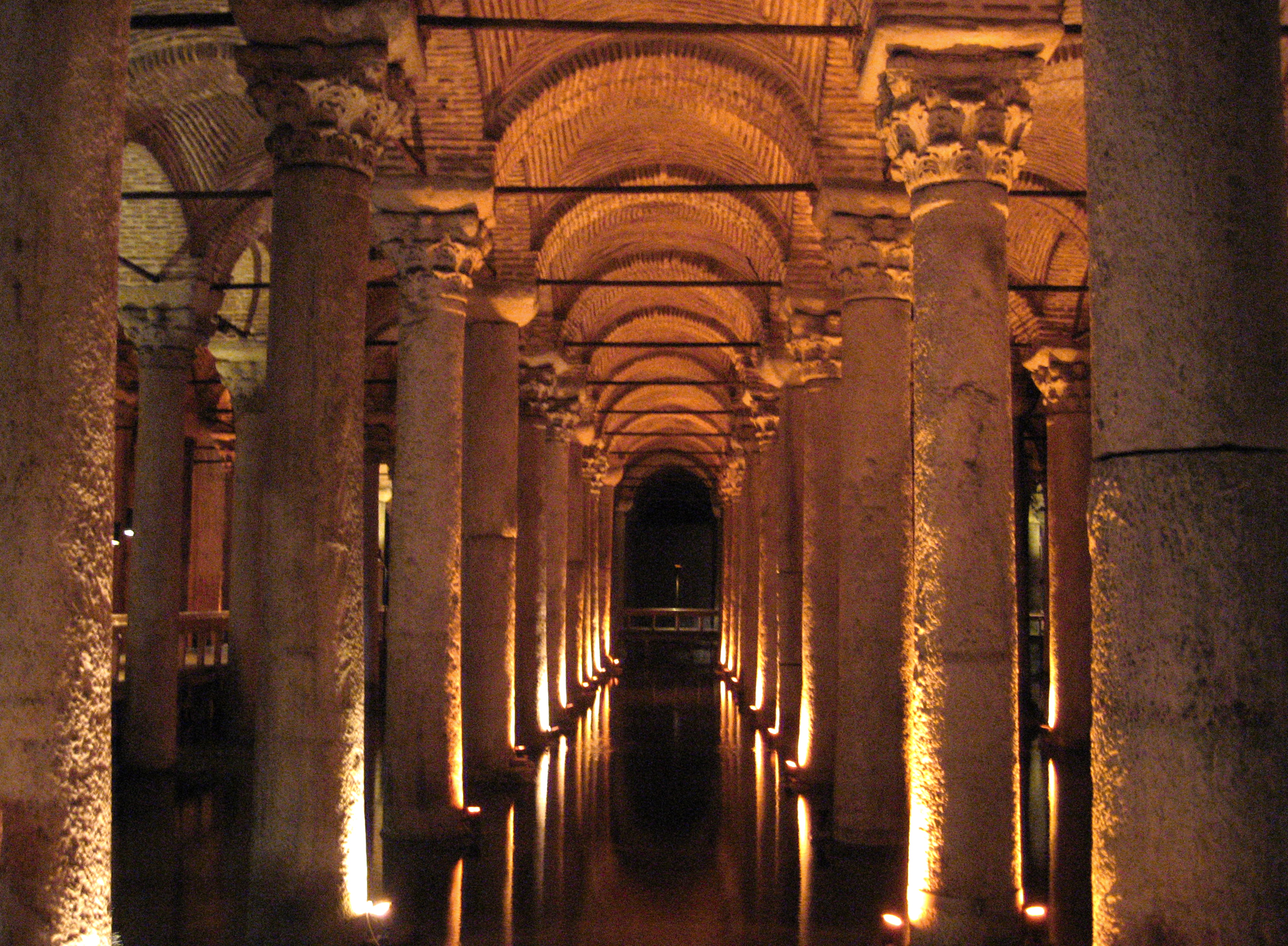 File:Basilica Cistern, Constantinople.jpg - Wikimedia Commons