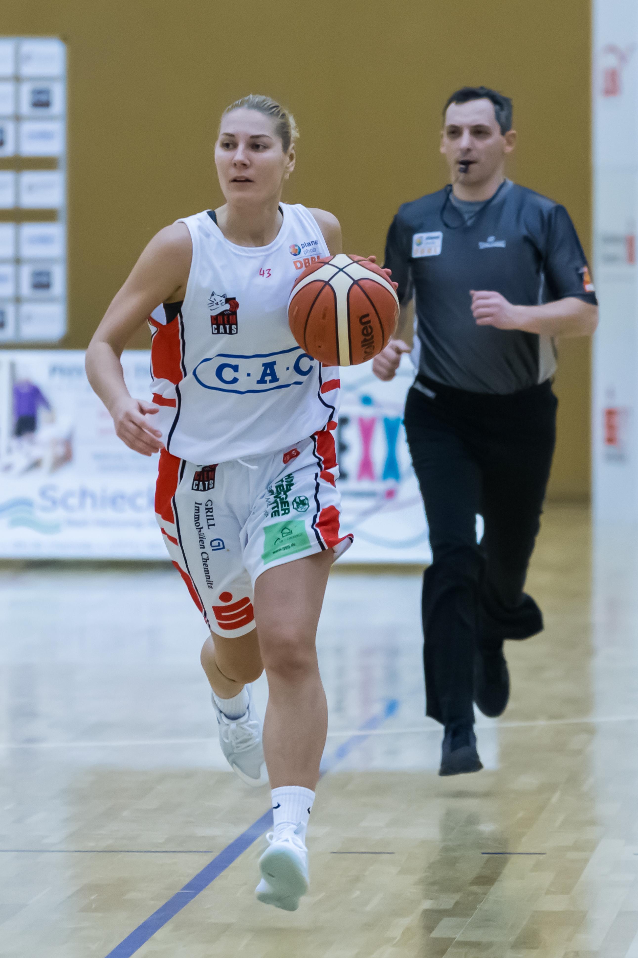 Basketball Bundesliga Damen