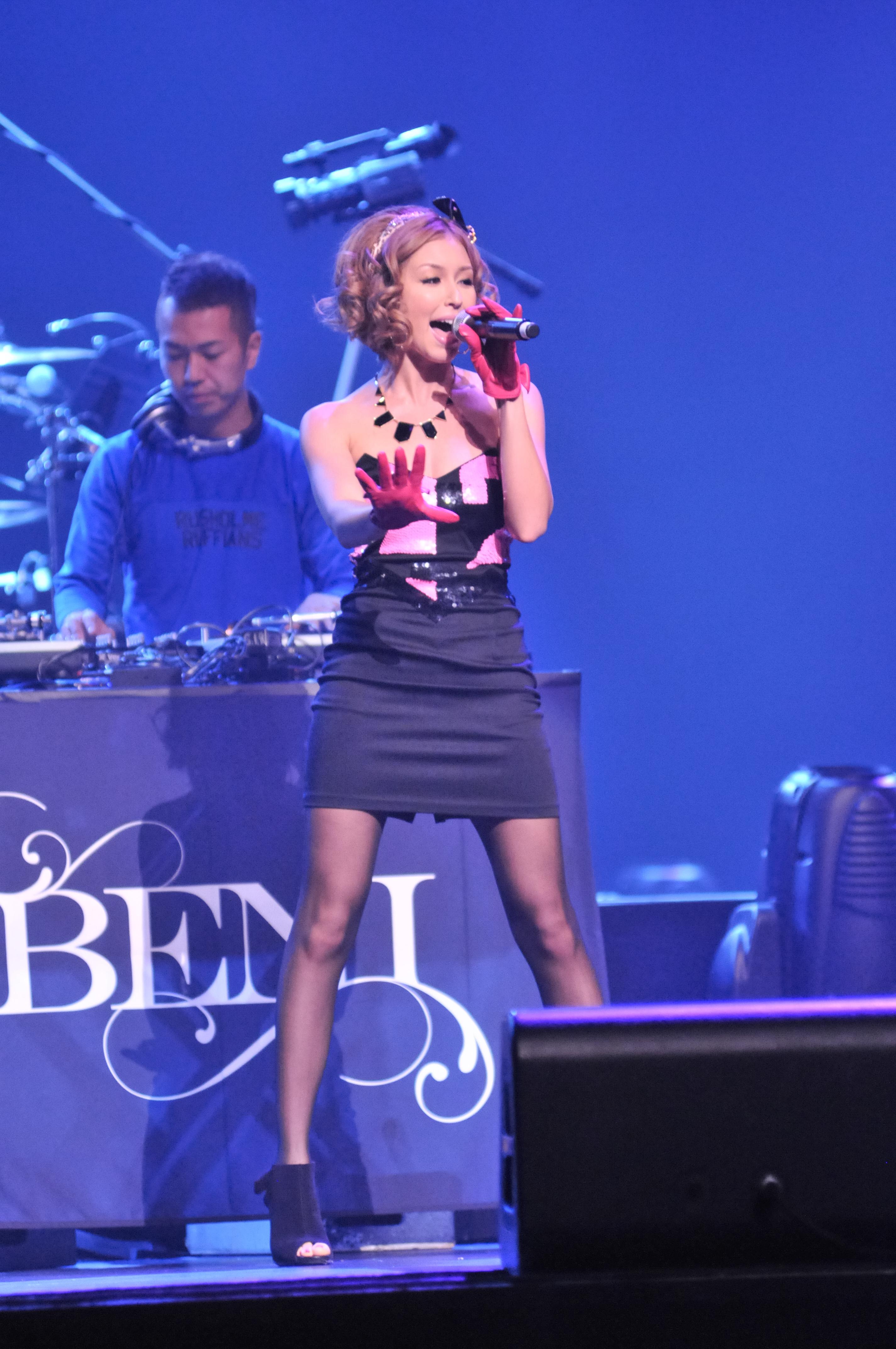 Beni Lovebox Live Tour
