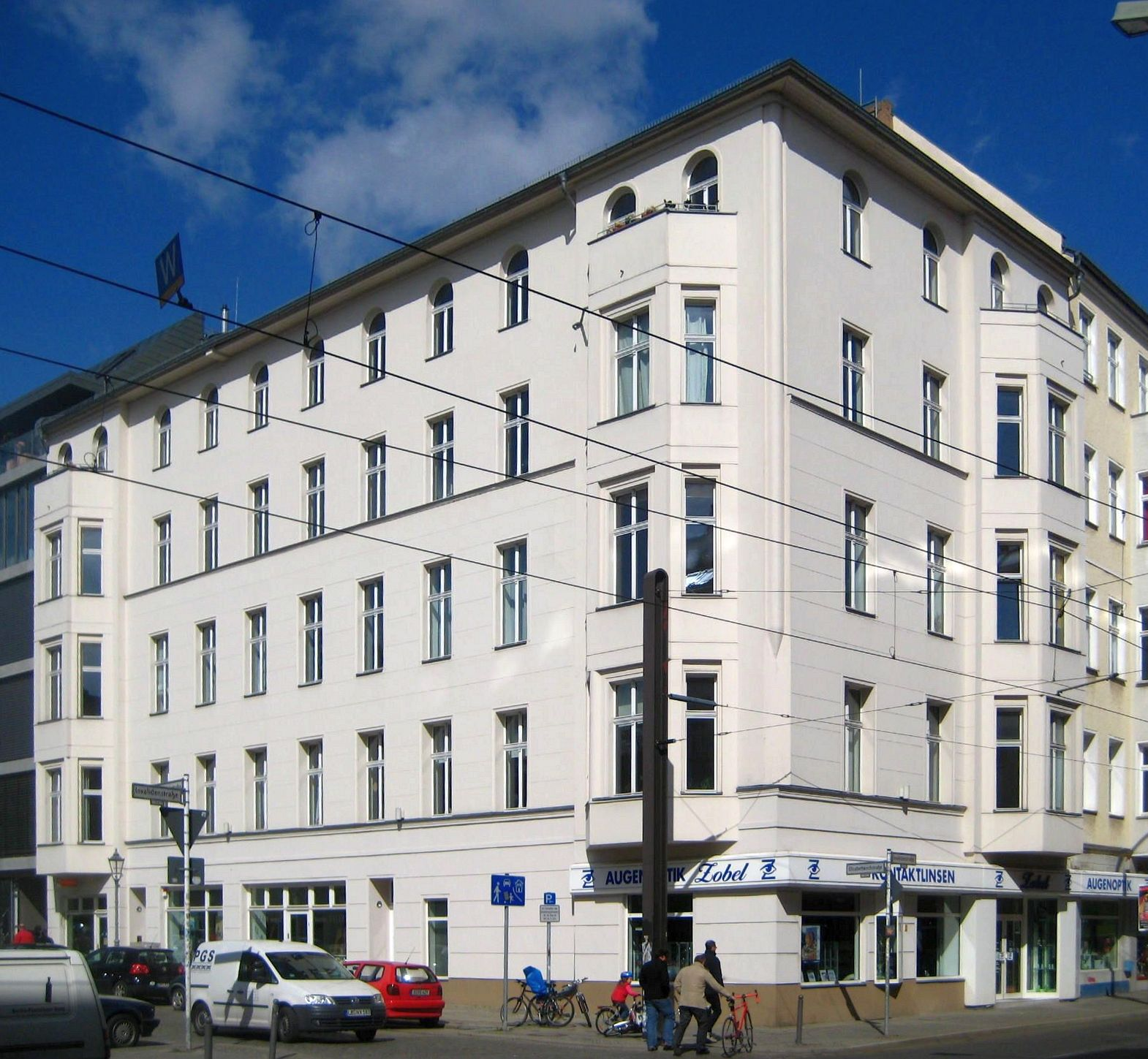Berlin Invalidenstraße