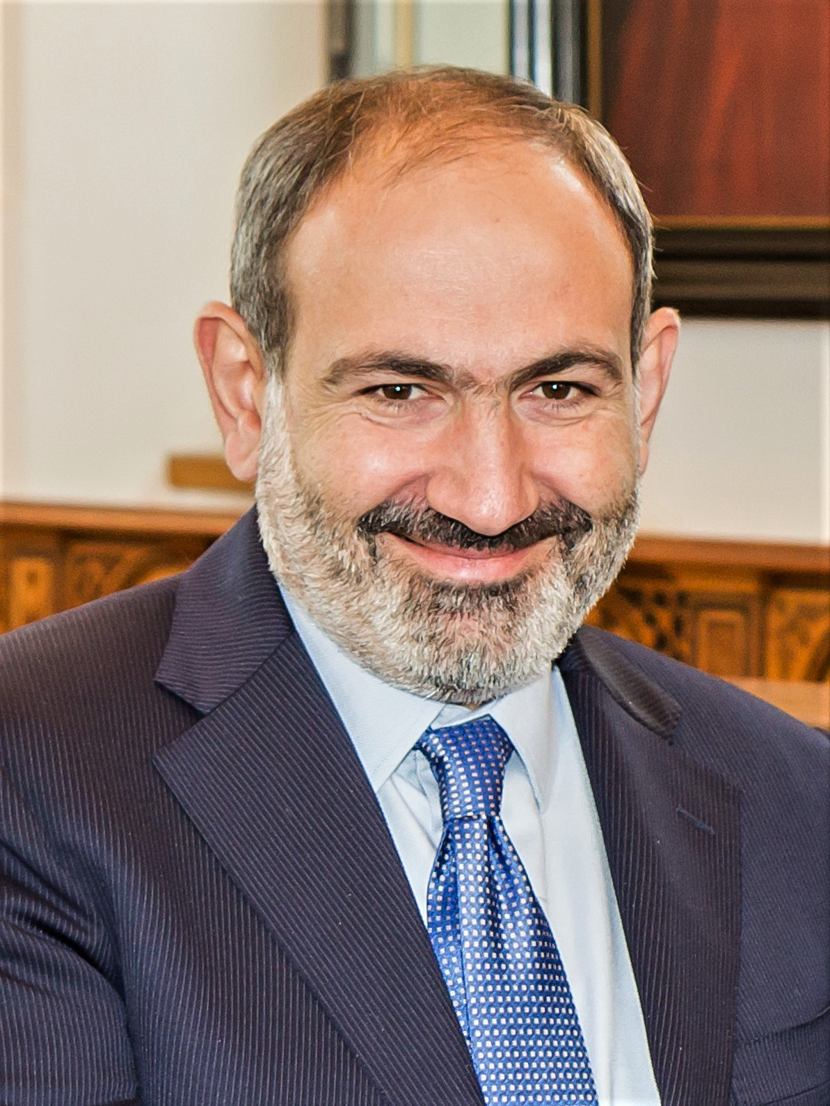 Nikol Pashinyan - Wikipedia