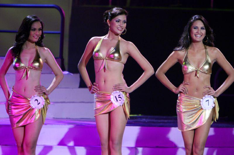 Binibining Pilipinas 2008 Q&A