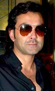 Photograph of Bobby Deol