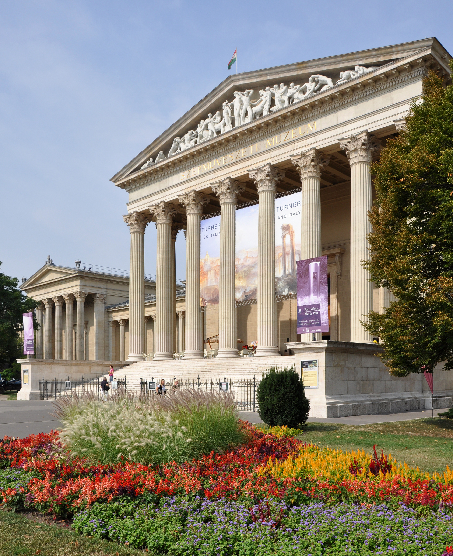 Museum Of Fine Art >> Museum Of Fine Arts Budapest Wikipedia