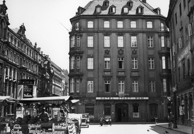Hotel Stadt Frankfurt Oder