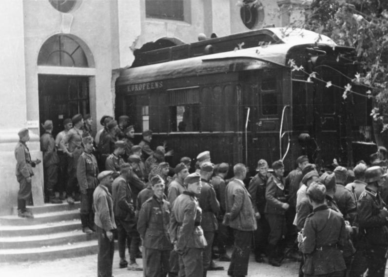 1940 wagon