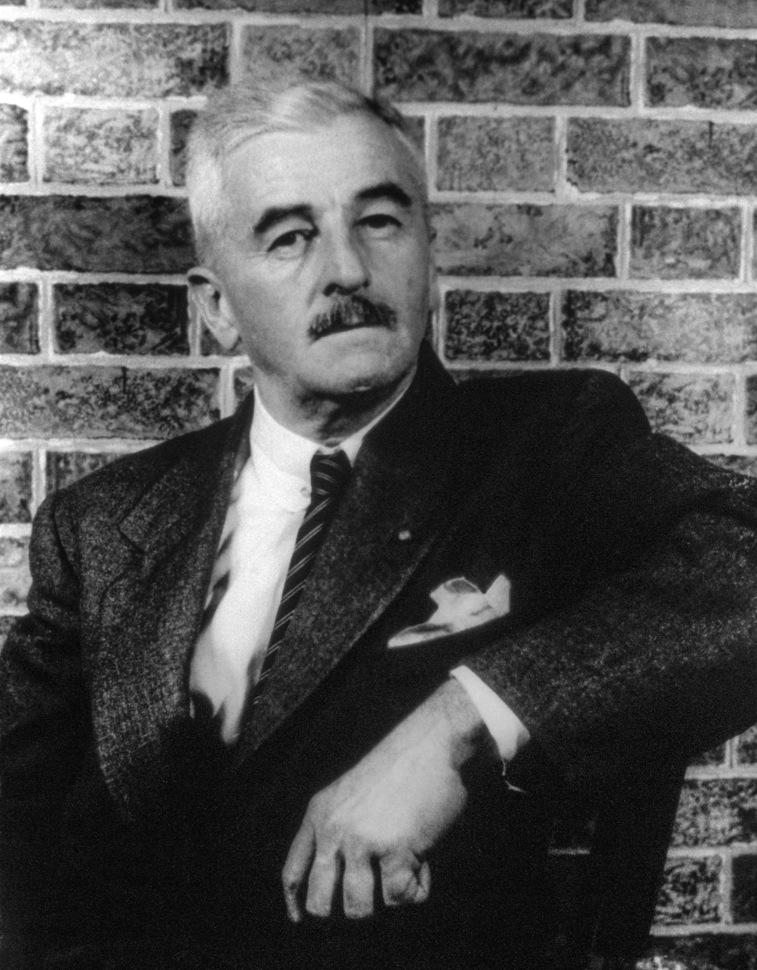Los libros de William Faulkner