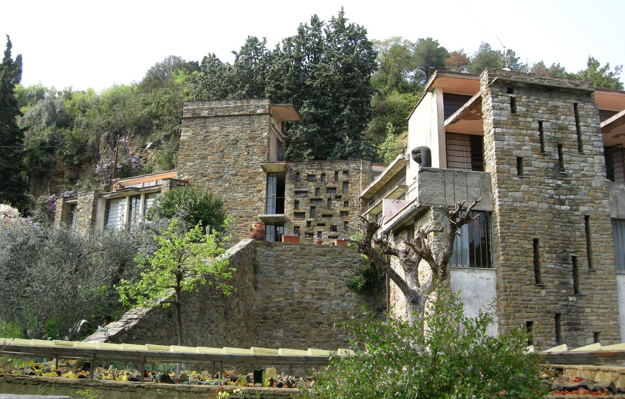 Casa-studio di Leonardo Ricci - Wikipedia